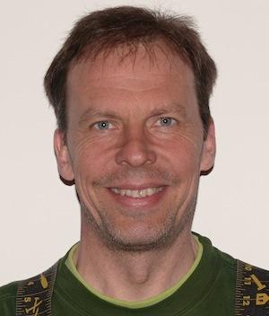 Jonas Bengtsson, Dupadals Plantskola, är engagerad i Grönt kulturarv.